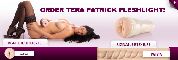 Tera Patrick Fleshlight Twista